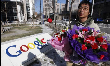 Google. Chi?ski impas / Google China Standoff (2011) TVRip.XviD / plsub