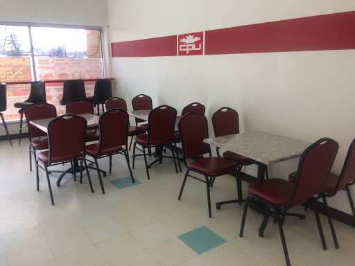 Canadian pizza unlimited, 112 -50th avenue west, Claresholm, AB T0L 0T0, Canada, Chicken Restaurant, state Alberta