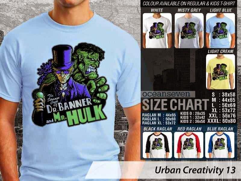 KAOS Hulk Urban Creativity 13 distro ocean seven