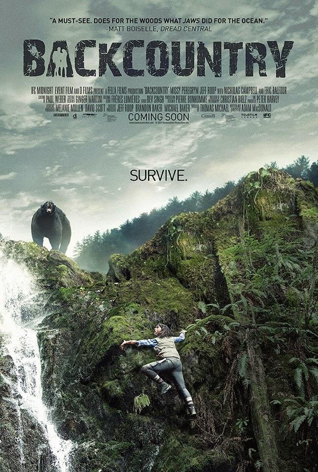 Lạc Vào Rừng Sâu - Backcountry (2014)