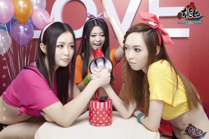Ngắm các showgirl xinh đẹp của Đào Viên Online - Ảnh 8