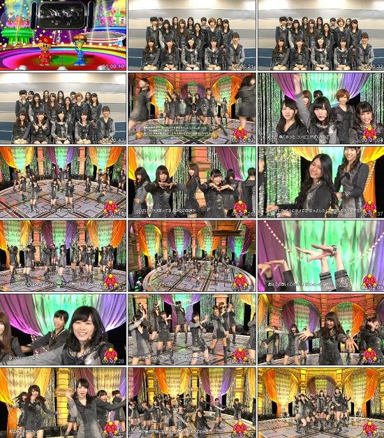 AKB48 part – CDTV 131207