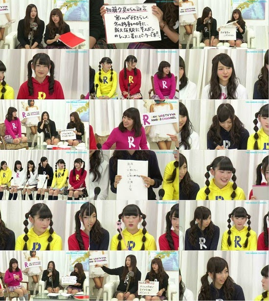 (TV-Variety)(720p) YNN [NMB48チャンネル] りぃちゃん24時間テレビ2014「ミステリアスな女たち」 150413