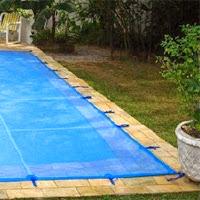 Dicas agua capa protecao piscina