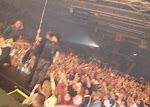 I brought my camera...this is Ebow, Dierks, and Rob during the encore