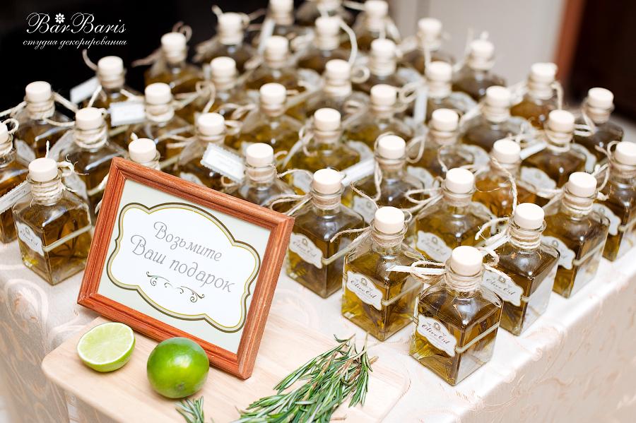 Сладкие подарки на свадьбу гостям ростов 92