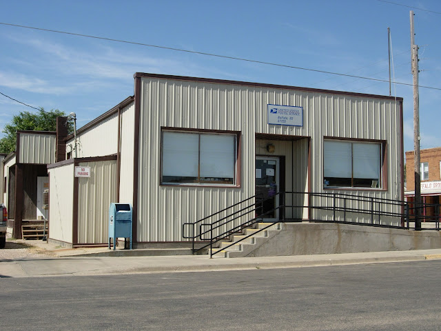 Buffalo, SD post office