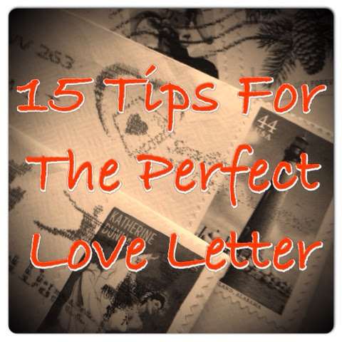 15 Tips For the Perfect Love Letter