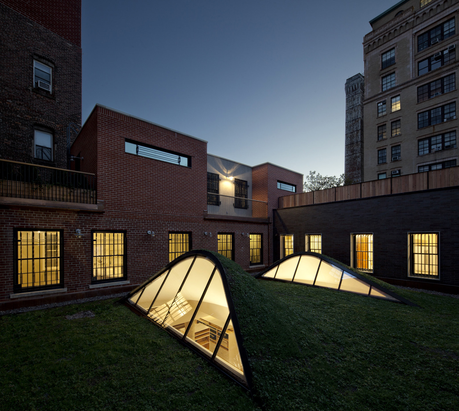 New York, Stati Uniti: [ARTIST RESIDENCE AND STUDIO BY CALIPER]