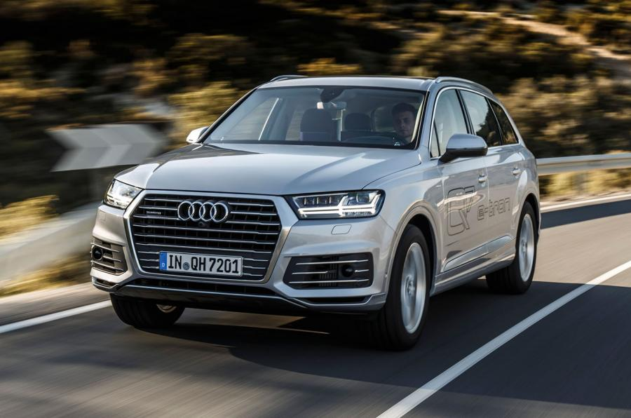 2015 Audi Q7 e-tron review Car Price Concept