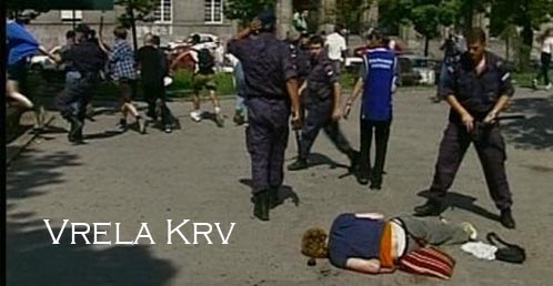 gor±ca krew / Vrela Krv (2009) PL.TVRip.XviD / Lektor PL