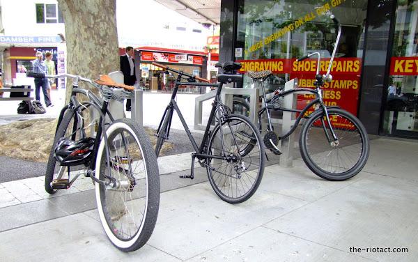 hipster bikes