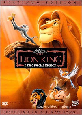 Vua Sư Tử 1 - The Lion King 1