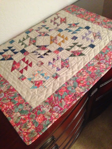 how to make a basket quilt patter