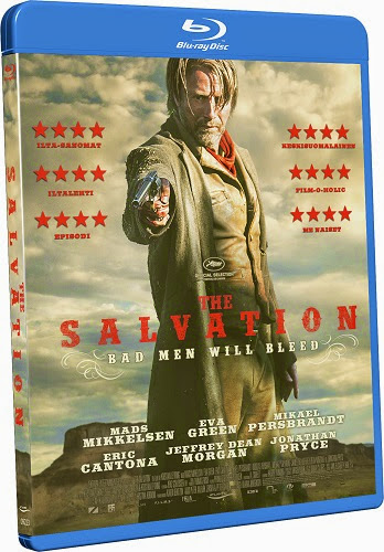 Filme Poster The Salvation BRRip XviD & RMVB Legendado