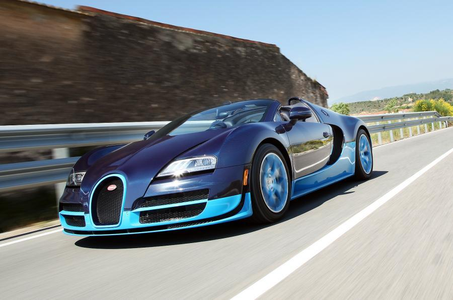 2016 Bugatti Veyron Vitesse review Car Price Concept