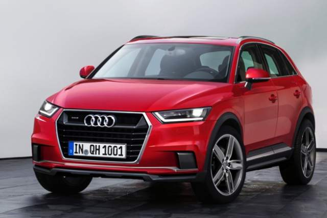 2017 Audi Q5 Release Date Redesign Exterior and Interior Car Review Specs
