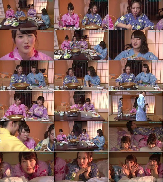 (TV-Variety)(720p) YNN [NMB48チャンネル] 浴衣で湯ったり、ええ宴会 150318