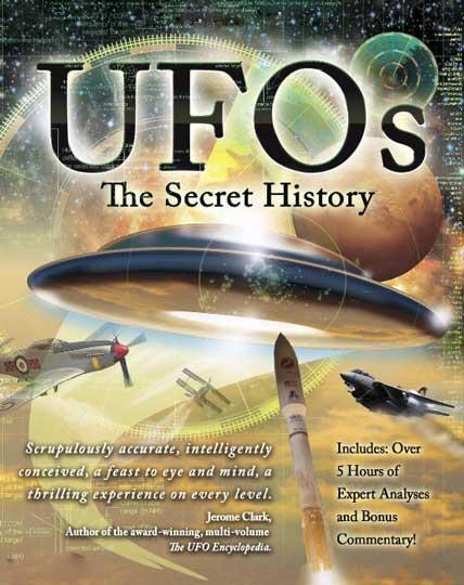 Tajna historia UFO / Secret History of UFOs (2012) PL.DVBRip.XviD / Lektor PL