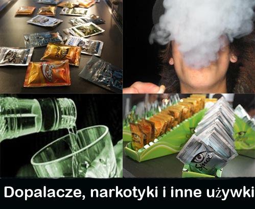 Dopalacze, narkotyki i inne u¿ywki (2011) PL.TVRip.XviD / PL