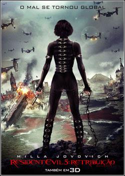 Resident Evil 5: Retribuição Dublado