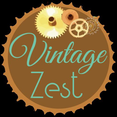Vintage Zest @ www.vintagezest.com