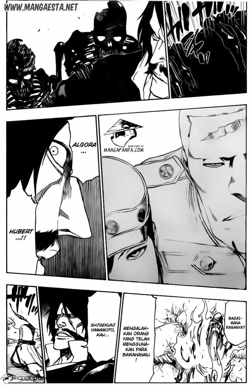 Bleach 509 510 page 8 terlambat.info