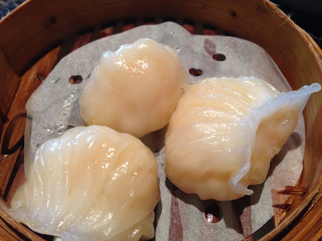 Sha Tin 18 dim sum @ Hyatt Regency Hong Kong