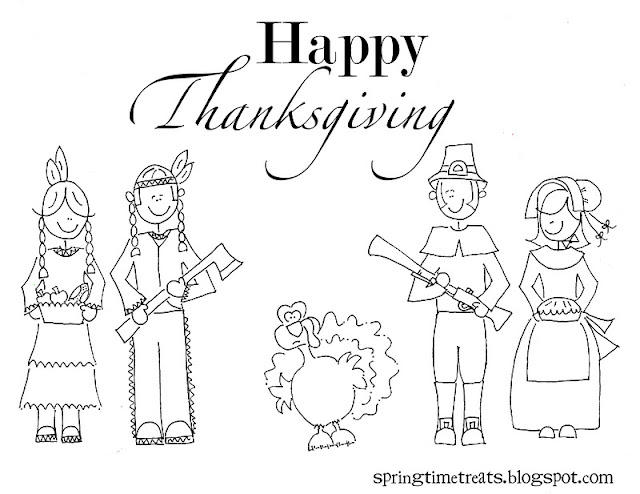 Thanksgiving Theme Unit Free Printable Worksheets, Games