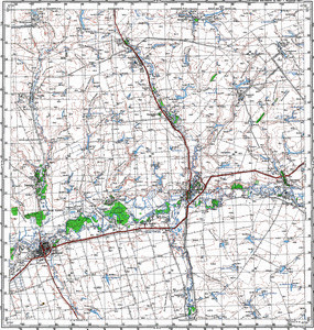 Map 100k--m38-039--(1987)