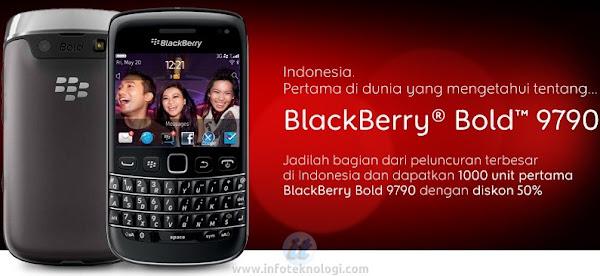 Diskon blackberry onyx 3