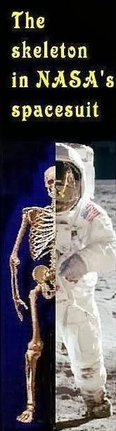 Джек Уайт, «Скелет в скафандре НАСА»