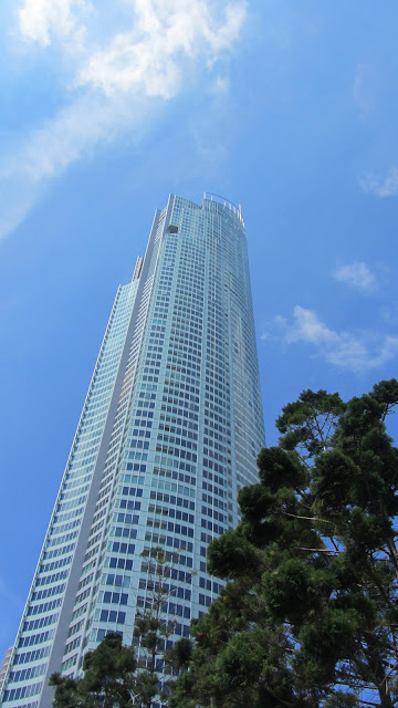 The Q1 building - the tallest building in Australia and the Southern Hemisphere.