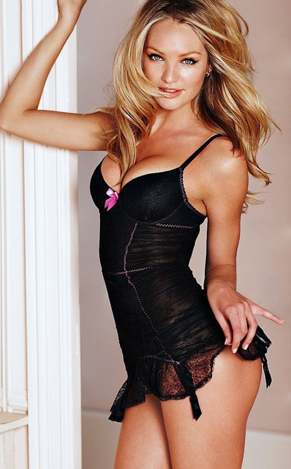 PLUS CANDICE SWANEPOEL VICTORIA'S SECRET BLACK LINGERIE PHOTO.jpg