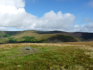 Souther Fell Summit and Bowscale Fell