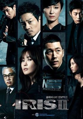 Mật Danh Iris 2 - Iris 2 (2013)