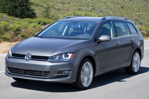 2016 Volkswagen Golf SportWagen Wagon Review Car Price Concept