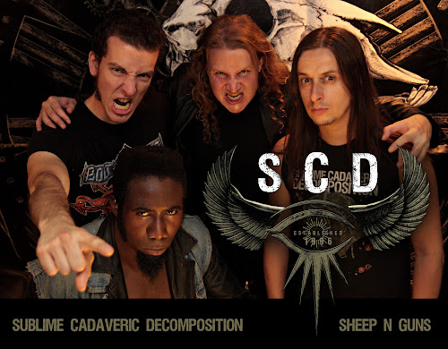 S.C.D. (Sublime Cadaveric Decomposition)