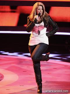 American Idol Top 12 Girls