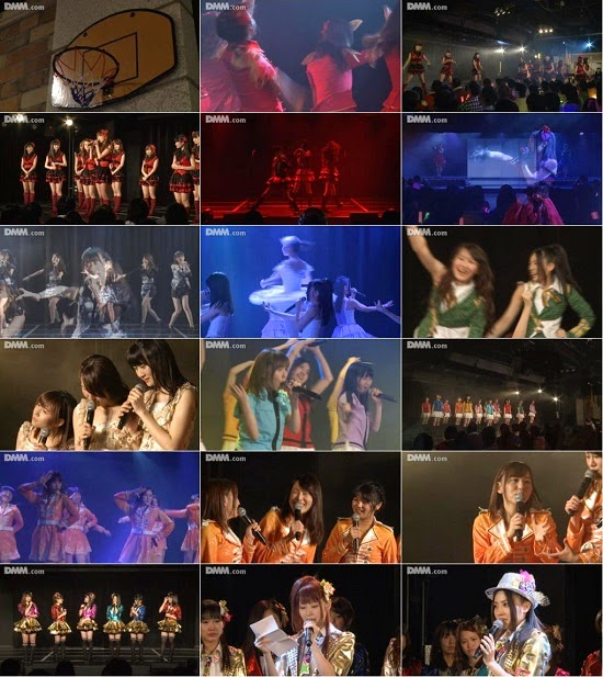 "(LIVE)(公演) SKE48 チームKII ""ラムネの飲み方"" 古川愛李劇場最終公演 150330"