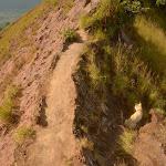 trekking nie był trudny, ale nie należał też do najbezpieczniejszych
