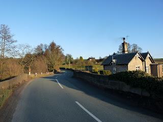 Bridge at The Lodge in Ellastone