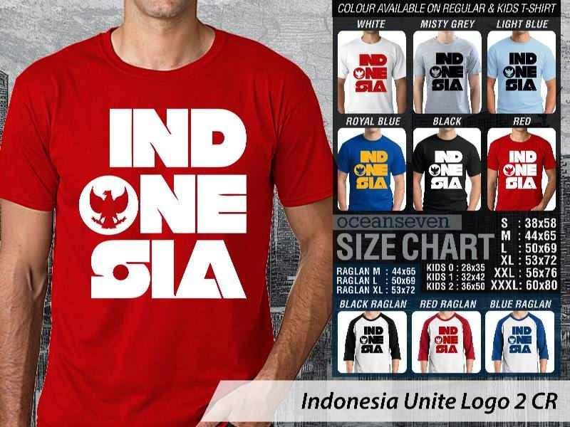 KAOS Indonesia Unite Logo 2   KAOS Desain indonesia garuda distro ocean seven