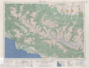 Thumbnail U. S. Army map nk37-3
