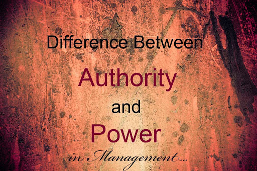 the differences between the definitions of power and authority Difference between authority and power in management, authority differs from power in the following ways :1 nature authority is the formal right given to a manager to make decisions or to command power is the personal ability to influence others or events.