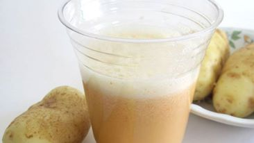 Health Tips: Potato Juice for Health