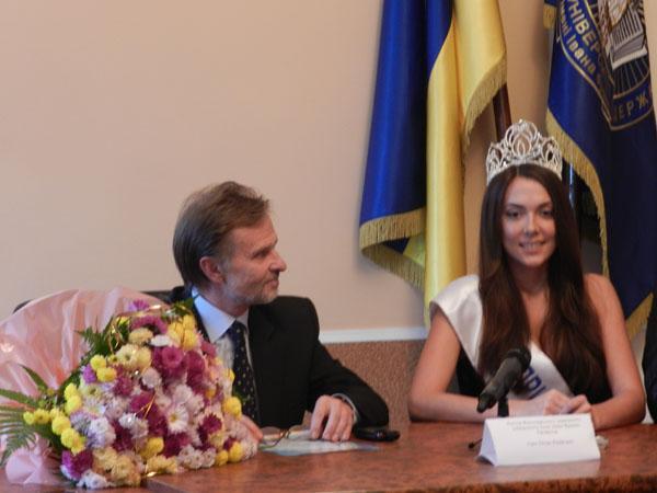 Міс принцеса україна 2012 та