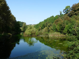 River Lathkill from Conksbury Bridge