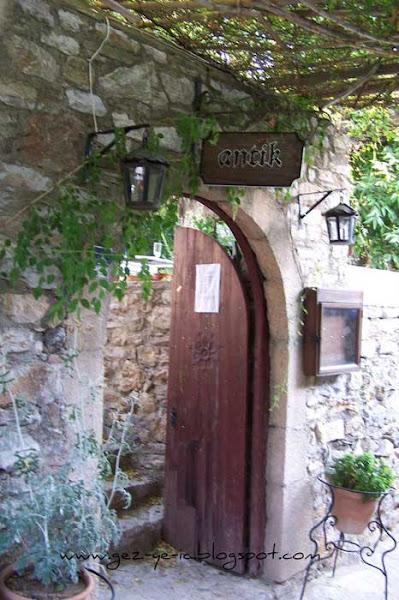 Antik Cafe Bar- Eski Datça