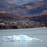 A Tiny Greenlandic Town -- Scenic Greenland
